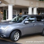 2014 Mitsubishi Outlander – One for the Road