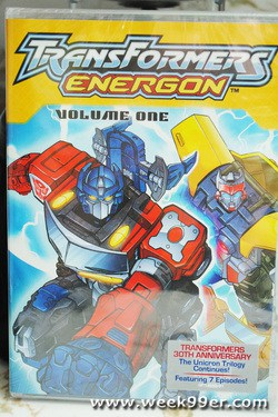 transformers energon reivew