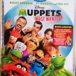 Muppets Most Wanted – Unnecessarily Extended Edition Now on Blu-Ray and DVD Combo Pack!