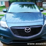 Zoom Zoom All Around Town in a Mazda CX-9