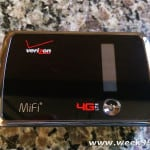 Our Secret Weapon for Traveling and Moving – Verizon Wireless Mifi #Verizon