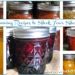 40 Canning Recipes to Stock Your Shelves!