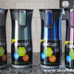 Contigo West Loop Travel Mugs Review and Giveaway #BestGotBetter #Christmascountdown