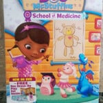 Doc McStuffin School of Medicine – Doc Knows Best now on DVD #Christmascountdown