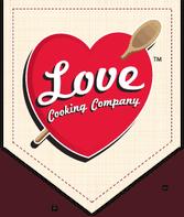 Love Cooking Company Logo