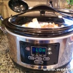 Hamilton BeachSet 'n Forget 6 Qt. Programmable Slow Cooker Review and Giveaway #SlowCookerMeals #Christmascountdown
