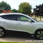 The 2014 Hyundai Tuscon – A Fun Crossover for the Family