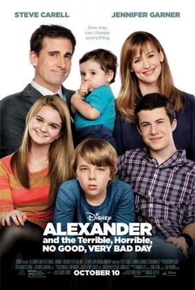 alexander and the horrible no good bad day review
