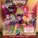 My Little Pony Equestria Girls: Rainbow Rocks on Blu-ray Review & Giveaway! #Christmascountdown
