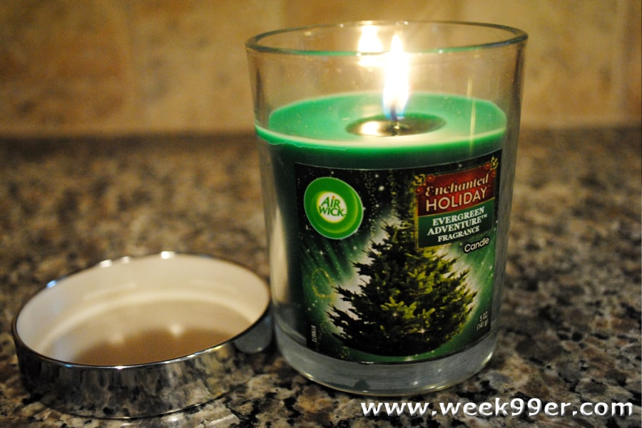 airwick holiday scents