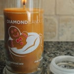 New Fall Scents from Diamond Candles Warm Your Home for the Holidays #Diamondcandles #Christmascountdown