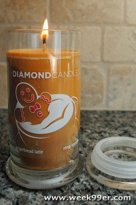Diamond Candle review