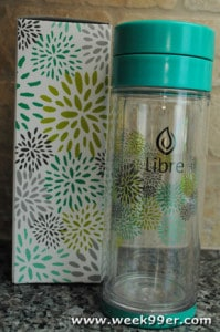 Libre Tea Starburst Tea Glass Review & Giveaway #Christmascountdown