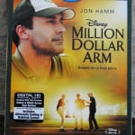 Million Dollar Arm – a Great Inspirational Movie #Christmascountdown