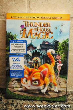 thunder and the house of magic review
