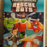 Transformers Rescue Bots: Mystery Rescue – 5 New Adventures! #Christmascountdown