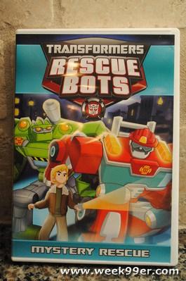 rescue bots review