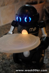 WowWee MiP: Gesture Based Games with Your Own Robot! #Christmascountdown