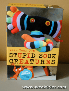 Make Your Own Stupid Sock Creatures Review