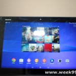 Sony Xperia Z2 Tablet – Will it Work in Water? #Verizon