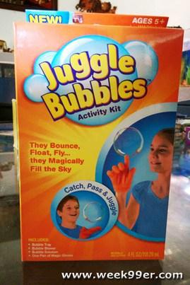 Juggle Bubble s Review