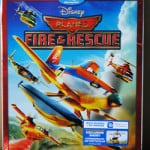 Disney's Planes: Fire and Rescue Flies onto Blu-Ray and DVD! #Christmascountdown