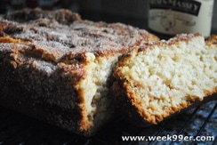 gluten free vanilla cinnamon bread recipe