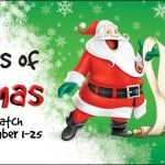 25 Days of Christmas TV Schedule and Where to Buy Your Favorites!