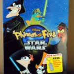 Phineas and Ferb Tackle Classic Star Wars in their New Adventure #Christmascountdown