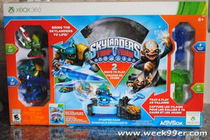 Skylander Trap Team Review