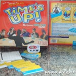 Time's Up! A Fun New Game for Family Game Night! Review & Giveaway #Christmascountdown