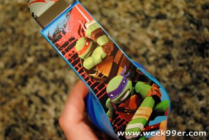 Ninja Turtle Head Phones Review
