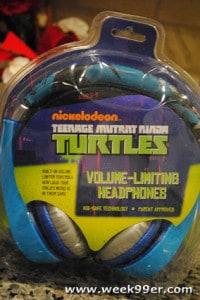 Teenage Mutant Ninja Turtle Volume-Limiting Headphones – Let them Listen in Style #Christmascountdown
