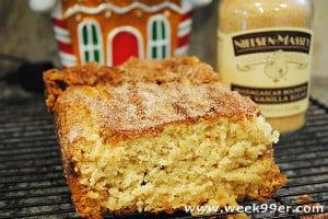 Vanilla Cinnamon Sugar Bread #Glutenfree #NMVHolidays