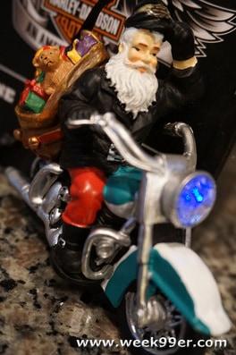 Harley-Davidson Ornament Review