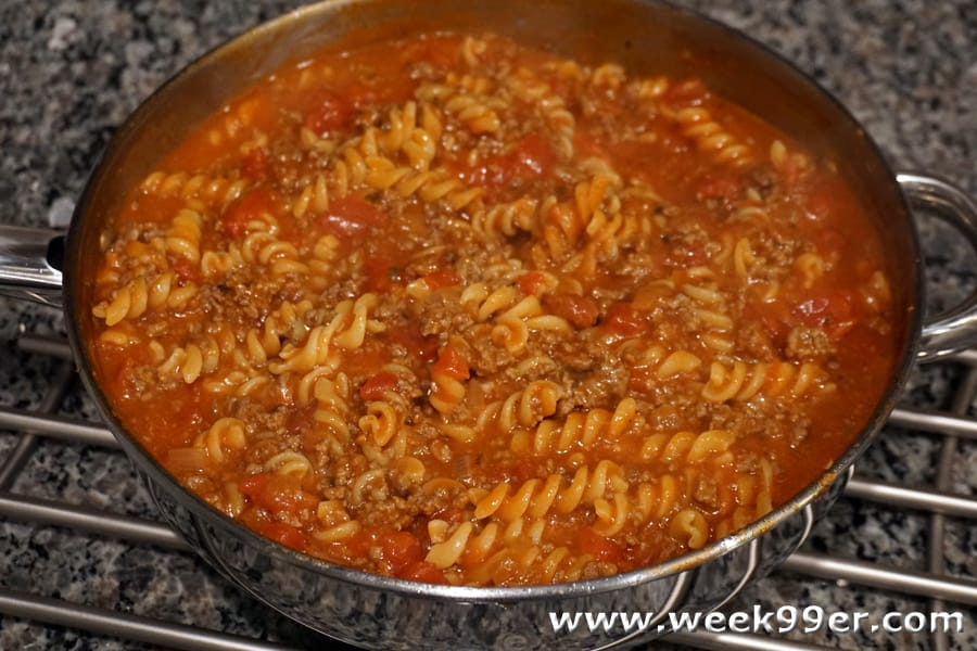 Easy One Pot Goulash Recipe #glutenfree