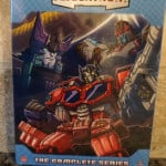 The Unicron Trilogy Ends with Transformers Cybertron – The Complete Series now available on DVD