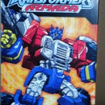 Transformers Armada – The Complete Series on DVD
