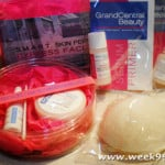 Grand Central Beauty Express Facial Kit – The Perfect Gift to Pamper or for Stocking Stuffers #Christmascountdown