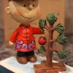 Charlie Brown Jim Shore Figurine Giveaway #cbxmas #Christmascountdown
