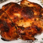 Mustard Chicken Rub Recipe