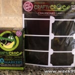 Organize Your Home and Have Fun with Crafts with CraftyCroc – Review and Giveaway!
