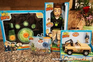 Top Toy Picks this Year – Wild Kratts! @Wickedcooltoys #Christmascountdown