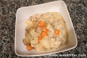 Slow Cooker Chicken Stew