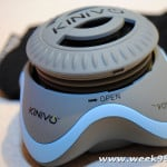 Kinivo ZX100 Mini Portable Speaker – Bring Enhanced Music to Your Portable Devices