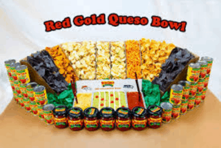 Red Gold Queso Bowl