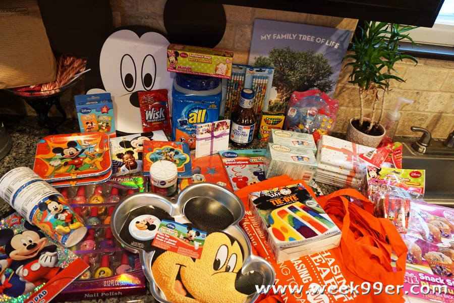 Disneyside Party Box