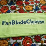 FanBladeCleaner Makes an Annoying Task Easy!