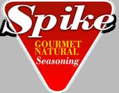Spike Gourmet Seasoning Logo
