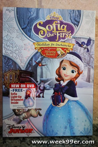 Princess Sofia Holiday in Enchancia Review